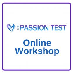 Passion Test Online Workshop